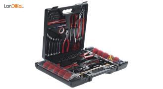 مجموعه 600 عددی ابزار مگا تولز مدل KL-07104 | Mega Tools KL-07104 Tools Set 600 PCS